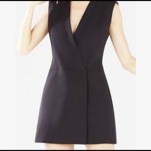 BCBG Caryn Wrap Vest Dress